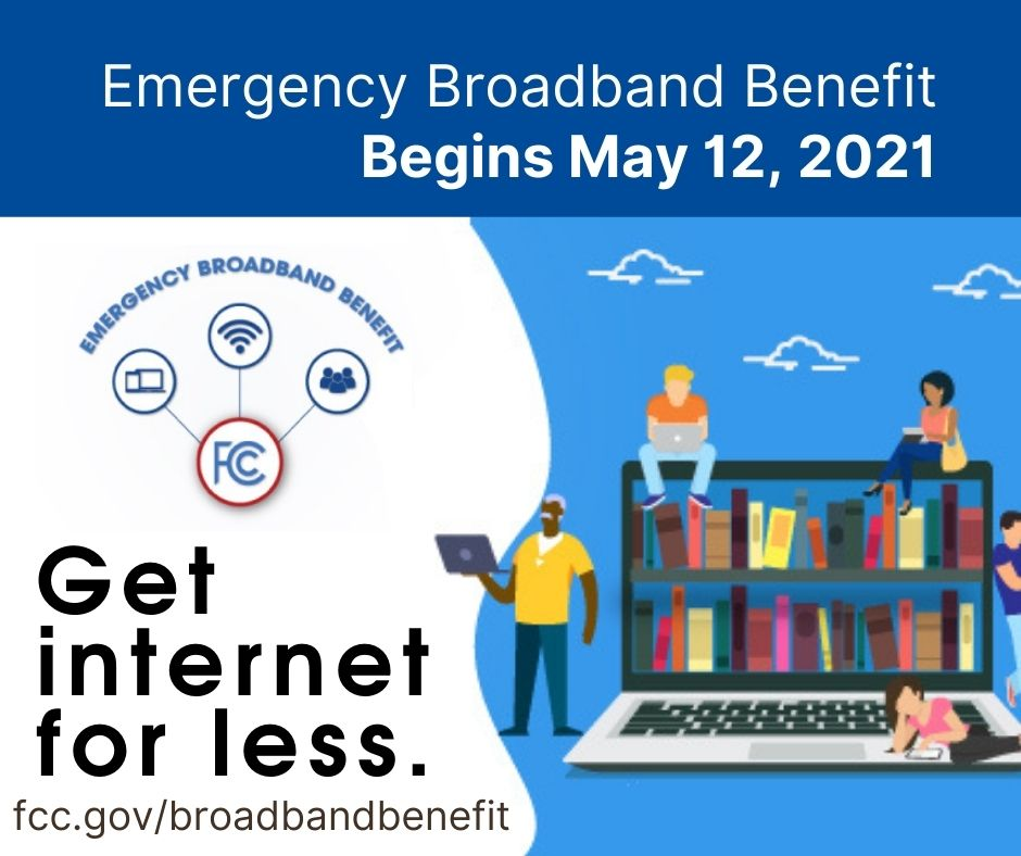 Emergency Broadband Benefit: Get Internet for Less. Available now.